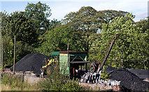 NY6565 : Greenhead coal yard - August 2016 (3) by The Carlisle Kid