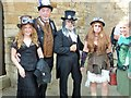 SK9771 : Steampunk festival in Lincoln 2016 - Photo 25 by Richard Humphrey