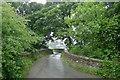 SD5297 : An undamaged Gurnal Bridge by Tim Heaton