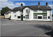 ST3090 : New look for the Three Horseshoes, Malpas, Newport by Jaggery