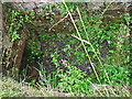 NY5442 : Roadside well at Staffield (3) by Rose and Trev Clough