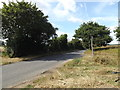 TL9670 : C645 Walsham Road, Langham by Adrian Cable