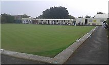 SZ4895 : Plessey bowls club by andrew auger