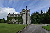 NJ1736 : Ballindalloch Castle by Michael Garlick