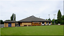 SO9096 : Woodfield Social and Sports Club in Penn, Wolverhampton by Roger  Kidd