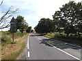 TL9370 : A1088 Stow Lane, Ixworth by Adrian Cable