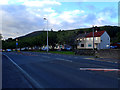 NX0767 : Evening at Cairnryan by Mick Garratt
