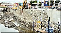 J3674 : Connswater works, Belfast - September 2016(1) by Albert Bridge
