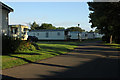 NZ2993 : Cresswell Towers Holiday Park by Mark Anderson