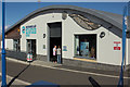 NU2604 : Northumberland Seafood Centre, Amble by Mark Anderson