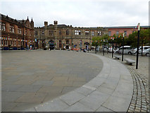 NS4864 : County Square by Thomas Nugent