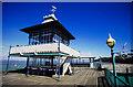ST3971 : Clevedon Pier Pavilion by Oliver Mills