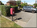 TL9567 : The Spinney Postbox by Adrian Cable