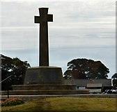 SD3648 : Preesall and Knott End War Memorial by Gerald England