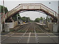NZ0863 : Prudhoe railway station, Northumberland by Nigel Thompson