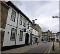 TF6103 : The Crown Hotel in Downham Market, Norfolk by Richard Humphrey