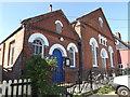 TM0890 : New Buckenham Methodist Church by Adrian Cable