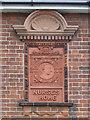TM4290 : Queen Victoria Diamond Jubilee plaque by Adrian S Pye