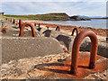 NG8491 : Mellon Charles Beach by Mick Garratt