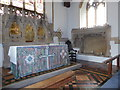 TM4679 : SS Peter & Paul, Wangford: altar by Basher Eyre