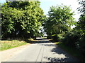 TM1292 : Old Turnpike, Bunwell by Geographer