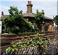 SU3002 : Lineside house, Brockenhurst by Jaggery