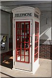 SO9568 : K3 Telephone Kiosk by John M