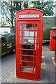 SO9568 : K6 Telephone Kiosk by John M