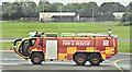 J1580 : Airport crash tender, Aldergrove (September 2016) by Albert Bridge