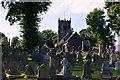 SE2037 : Church of St. Wilfrid, Town Gate, Calverley, Leeds by Mark Stevenson