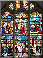 TF9441 : Warham St Mary east window by Evelyn Simak