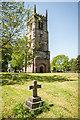 SJ7049 : St Chad's Church, Wybunbury by Brian Deegan