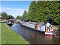 SK2928 : The Trent & Mersey Canal at Willington by Graham Hogg