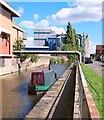 SK5879 : Canal Road, Worksop, Notts. by David Hallam-Jones