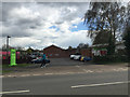 SP2866 : Car park for Co-operative Food store off Deansway, Woodloes Park, Warwick by Robin Stott