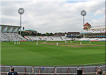 SK5838 : Trent Bridge: the view from the Larwood and Voce Stand by John Sutton