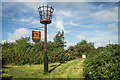 SJ9245 : Hulme Beacon, Park Hall by Brian Deegan