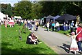 SK5640 : Stands at the 2016 Nottingham Green Festival by David Lally