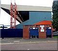 SJ8889 : Turnstiles 17-19, Edgeley Park, Stockport by Jaggery