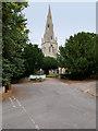 SP9063 : The Parish Church of St Mary the Virgin, Wollaston by David Dixon
