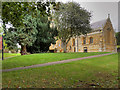 SP8563 : Earls Barton, All Saints' Church by David Dixon