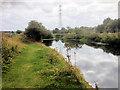SP9167 : River Nene by David Dixon