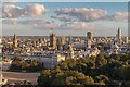 TQ3079 : Houses of Parliament from New Zealand House by Christine Matthews
