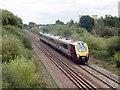 SK2827 : Arriva Cross Country Class 170 train near Willington by Graham Hogg