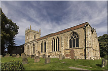 TA0322 : St Mary's church, Barton-Upon-Humber by J.Hannan-Briggs