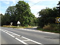 TL9176 : Bardwell Road, Fakenham Magna by Adrian Cable