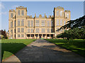 SK4663 : A Front View of Hardwick Hall by David Dixon
