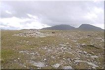 NN6143 : Summit,  Meall a' Choire Lèith by Richard Webb