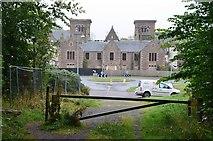 NH6343 : Former Craig Dunain hospital by Jim Barton