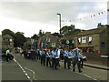 SD9851 : Battle of Britain parade: cadets by Stephen Craven